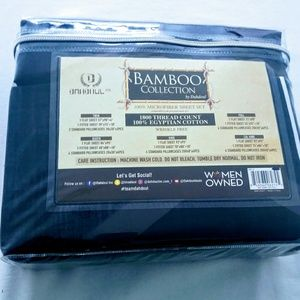 Bamboo collection by dahdoul 6pc.size Full